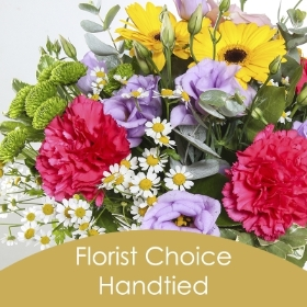 Florist's Choice Hand tied